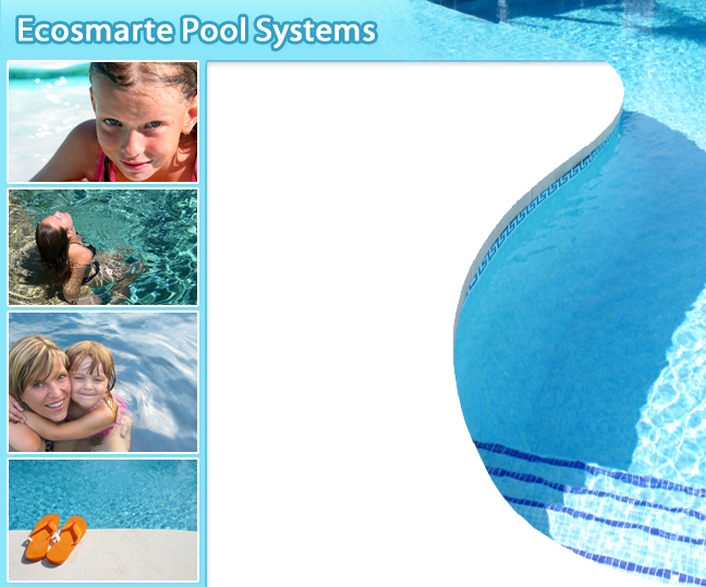 Ecosmarte Pool System Natural Chemical Free Pool Treatment